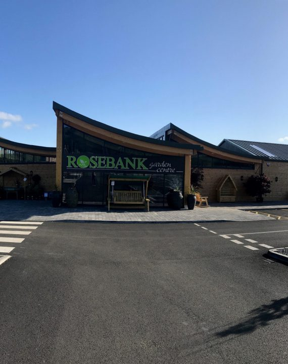 Rosebank Front Entrance